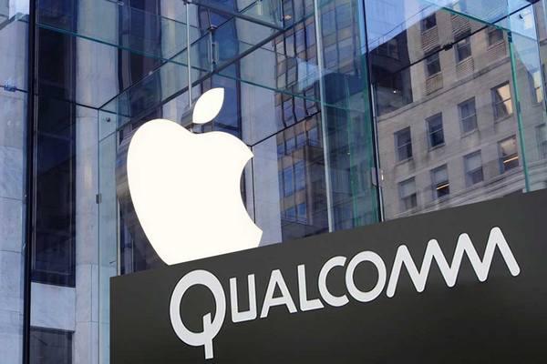 """Reuters: Apple không có ý định muốn """"làm hòa"""" với Qualcomm, hai bên chỉ có thể đối mặt tại tòa"""