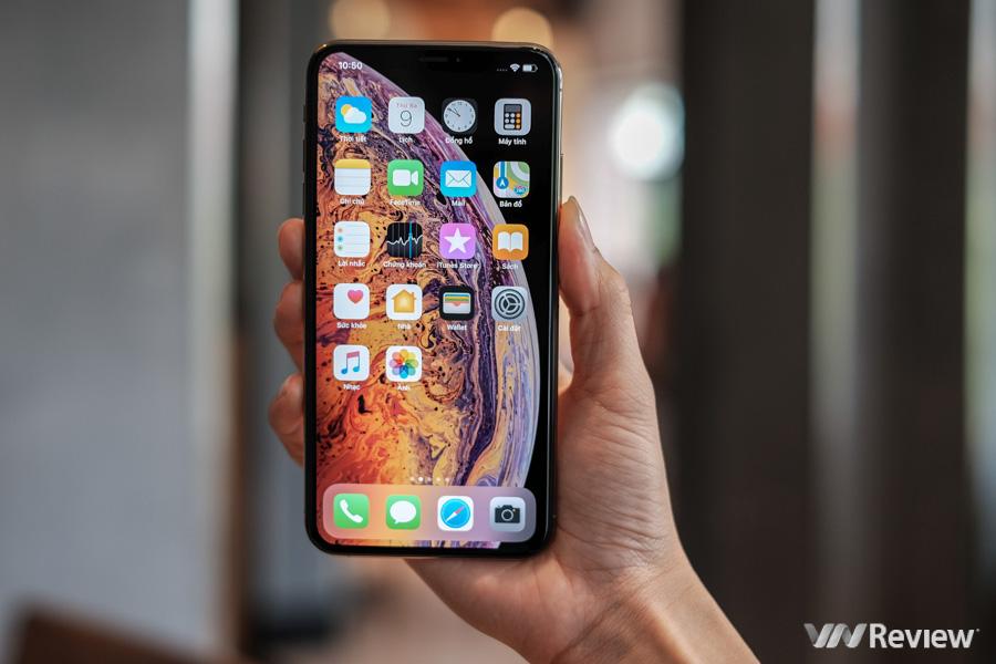 Giá iPhone XS Max xách tay