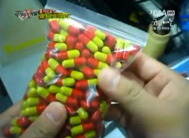 Thuốc Trung Quốc làm từ thịt người