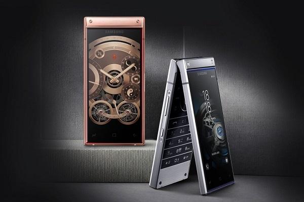 Samsung ra mắt smartphone nắp gập W2019: 2 màn hình AMOLED, cấu hình mạnh mẽ như Galaxy S9+