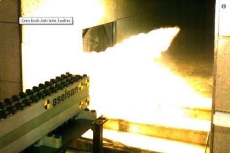 Thổ Nhĩ Kỳ thử nghiệm thành công vũ khí điện từ nhanh hơn Mỹ