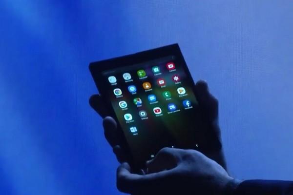 Samsung sẽ bán 1 triệu smartphone màn hình gập, giá 41 triệu đồng, ra mắt tháng 3/2019?