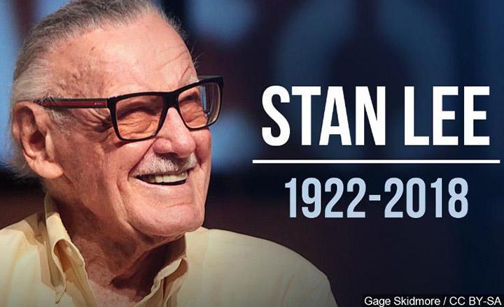 """Stan Lee – """"người cha già đáng kính"""" của Marvel – qua đời ở tuổi 95"""