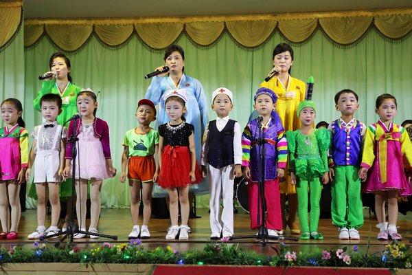 Bộ ảnh đời sống hàng ngày của người dân Triều Tiên