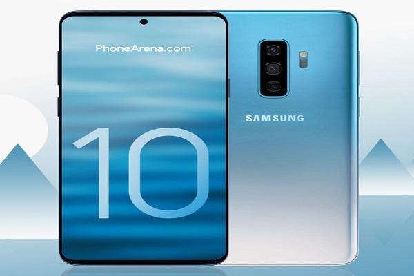 Samsung sẽ mang màu gradient đẹp mắt lên siêu phẩm Galaxy S10?