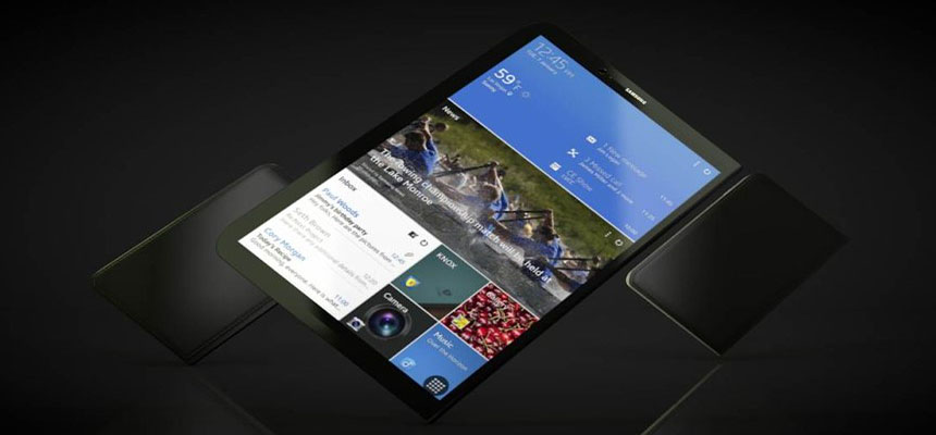 Samsung muốn làm cả tablet màn hình gập