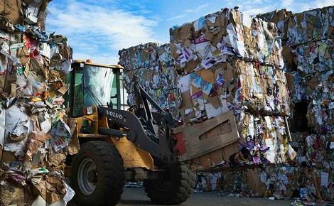 Thụy Điển thành 'vua tái chế rác', biến rác thành vàng