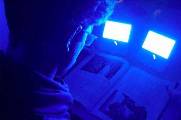 """Phát hiện """"ánh sáng xanh"""" trên smartphone có thể điều trị cao huyết áp"""