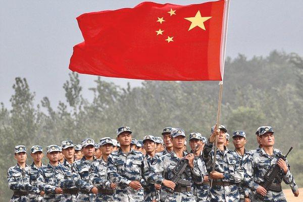 """Trung Quốc tham vọng xây dựng quân đội """"ngang tầm"""" nước Mỹ vào năm 2050"""