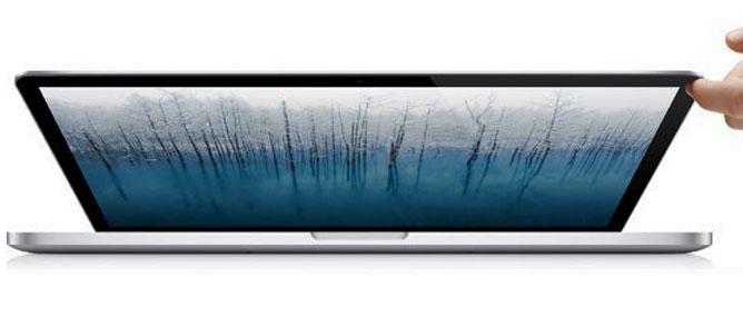 MacBook Pro thế hệ mới màn hình Retina
