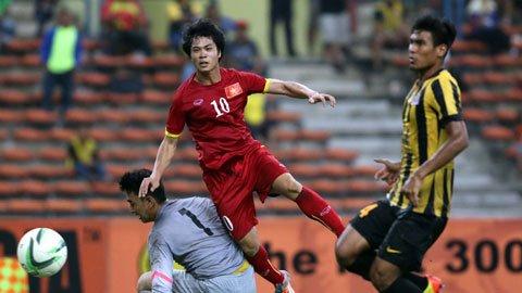 Xem trực tiếp trận bóng đá Việt Nam – Malaysia