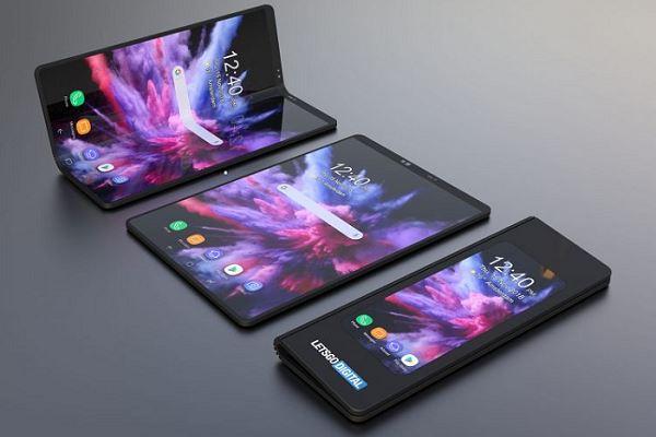 Smartphone màn hình gập của Samsung sẽ đẹp hơn khi được ra mắt chính thức