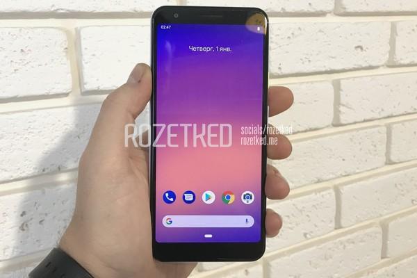 Xuất hiện model Pixel 3 Lite trang bị giắc cắm tai nghe 3.5mm và chip Snapdragon 670
