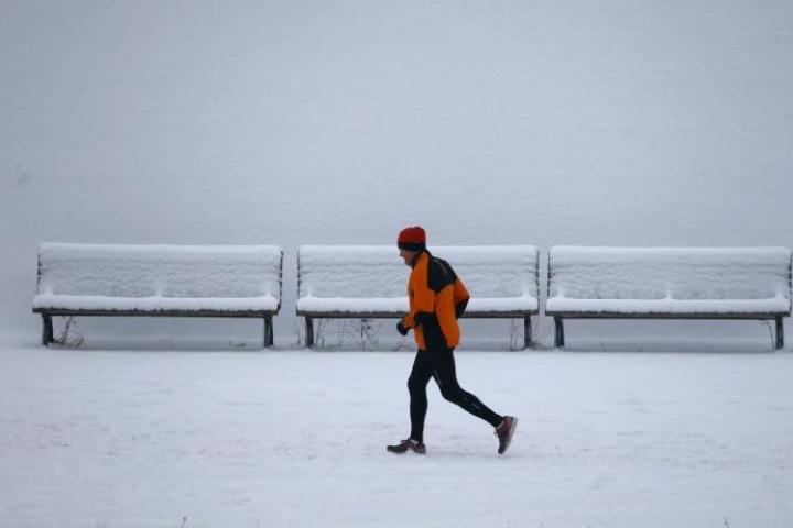 Những lợi ích bất ngờ của tập thể dục trong thời tiết lạnh