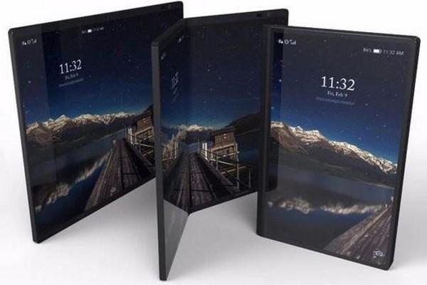 Smartphone màn hình gập của Huawei sẽ ra mắt tại MWC 2019 và lên kệ trong Q3/2019?