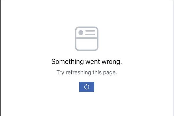 Cập nhật: Facebook đã sửa lỗi News Feed