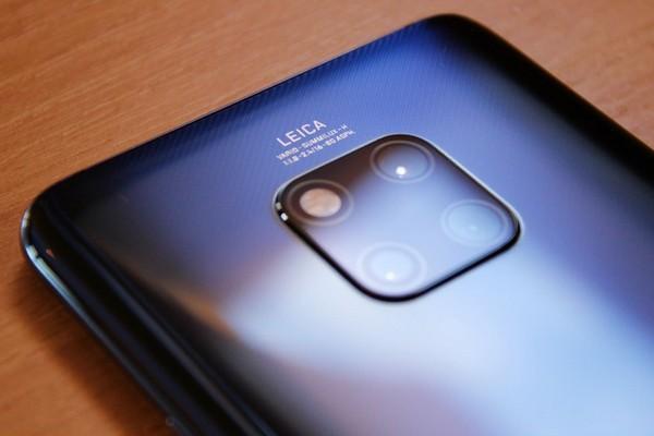 Sếp Huawei xác nhận sẽ ra mắt smartphone 4 camera, zoom quang 10x vào năm 2019