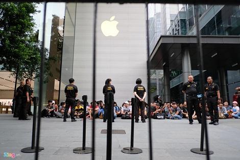 Thái Lan có Apple Store, người Việt xếp hàng đến bao giờ?