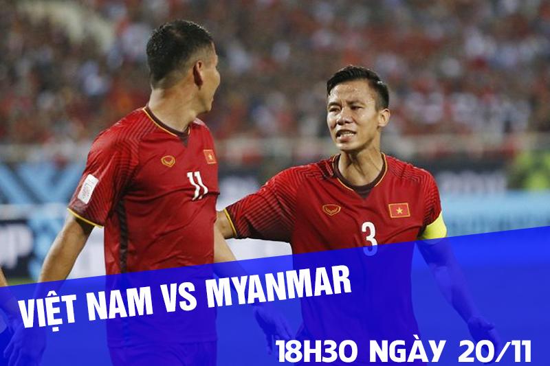 Xem trực tiếp trận Myanmar – Việt Nam ở đâu?