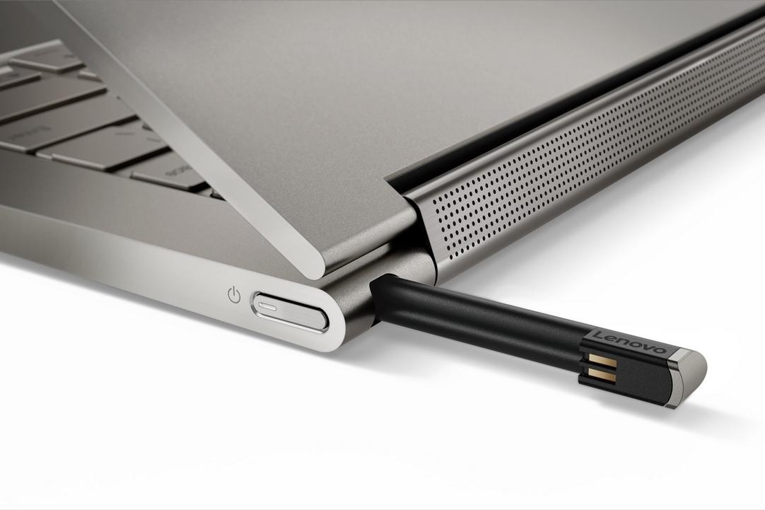 Lenovo Yoga C930: laptop biến hình cao cấp có cả bút cảm ứng, loa tích hợp trong bản lề, giá 49 triệu đồng