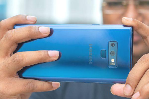 Galaxy Note 9 gặp lỗi treo camera, xuất hiện chủ yếu trên bản Snapdragon 845