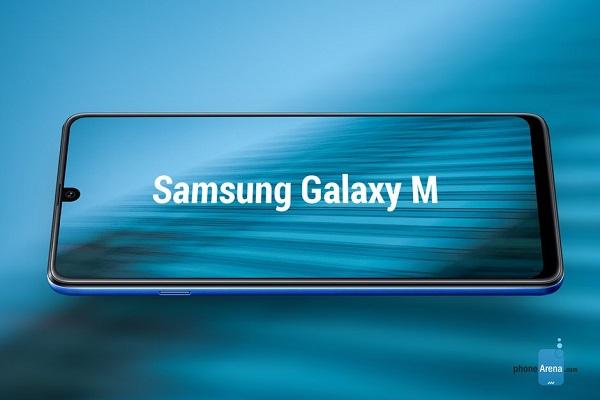 """Chiếc điện thoại có màn hình """"giọt nước"""" đầu tiên của Samsung có thể là Galaxy M2"""