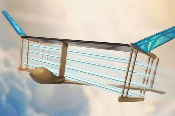 MIT thử nghiệm thành công loại máy bay đặc biệt không cần nhiên liệu và động cơ