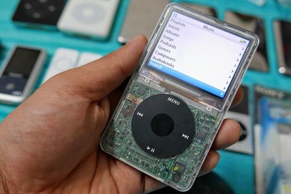 """""""Click Wheel"""" trên iPod chính là thiết kế phần cứng đỉnh cao nhất mọi thời đại"""