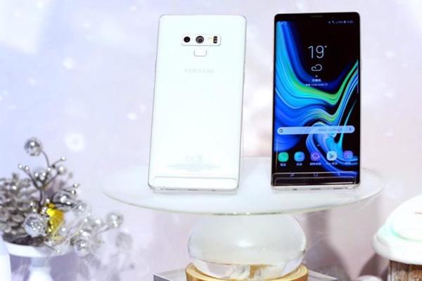 Galaxy Note 9 có thêm phiên bản màu trắng