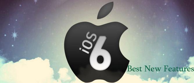 8 tính năng mới tốt nhất của Apple iOS 6