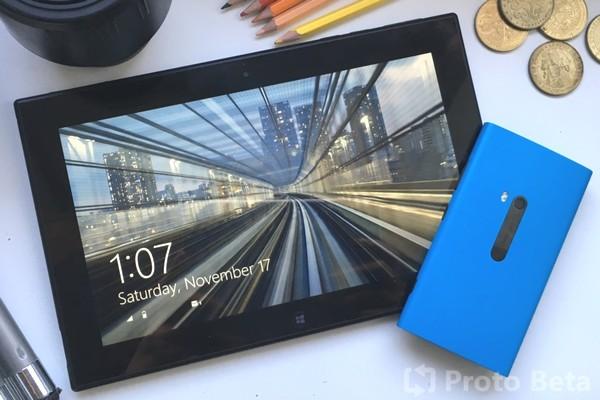 """Đây là chiếc máy tính bảng chạy Windows RT của Nokia """"suýt"""" được ra mắt cách đây vài năm"""