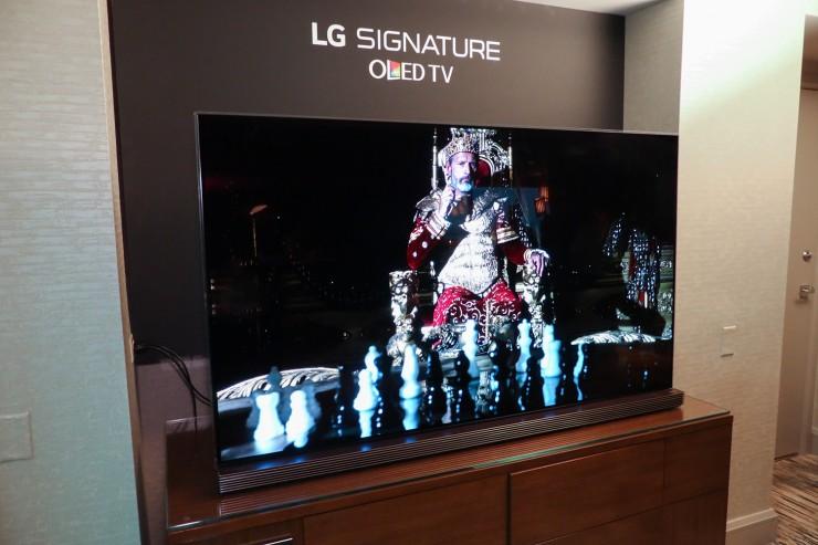 LG Display nỗ lực đẩy mạnh sản xuất tấm nền OLED cho TV