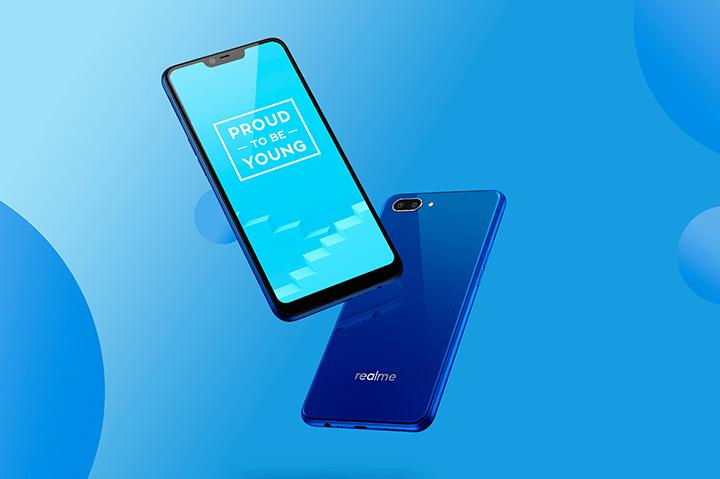 Realme C1 màu xanh lên kệ online ở Việt Nam, giá 2,49 triệu đồng
