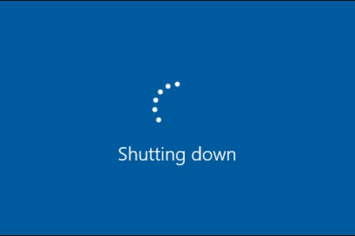 Chính xác thì điều gì sẽ diễn ra khi bạn tắt máy hay đăng xuất khỏi Windows?