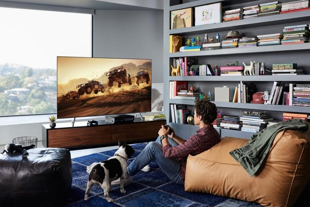 TV Samsung QLED bán chạy nhất thị trường Việt Nam