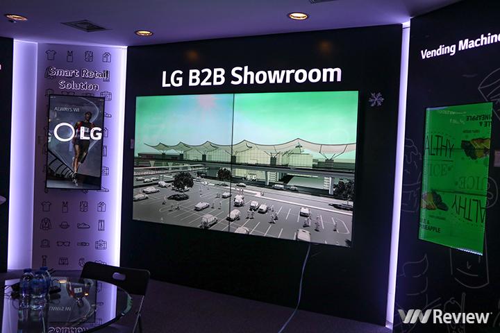 LG giới thiệu loạt màn hình LED và OLED chuyên dụng ở thị trường Việt Nam