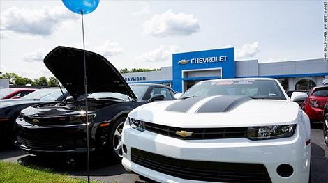 Hãng xe hơi General Motors đóng cửa 5 nhà máy, cắt giảm 14.000 nhân viên