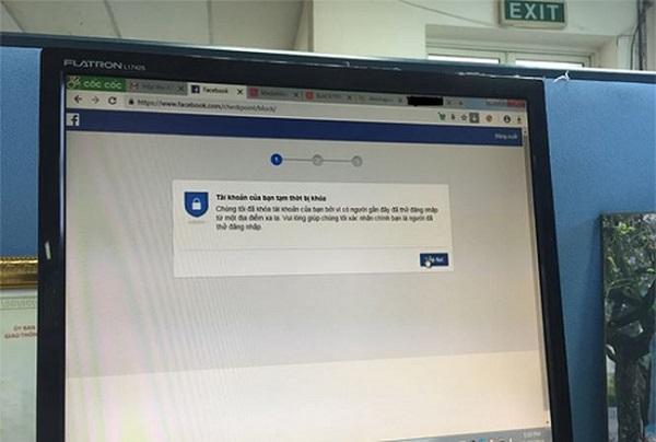 Nở rộ chiếm đoạt tài khoản Facebook, Gmail