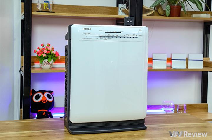 """Đánh giá máy lọc không khí """"made in Japan"""" Hitachi EP-A5000: người bảo vệ sức khỏe âm thầm"""