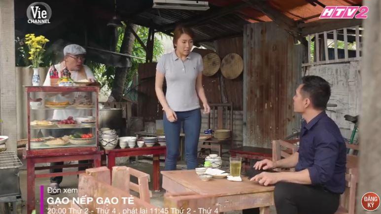 Gạo nếp gạo tẻ: Kiệt bắt gặp Hân bưng bê quán ăn, Hân lâm trọng bệnh?