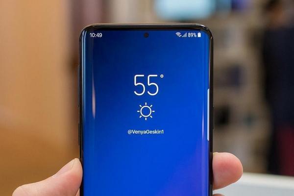 """Samsung bắt đầu sản xuất hàng loạt màn hình """"nốt ruồi"""", chờ ngày xuất hiện vào năm sau"""