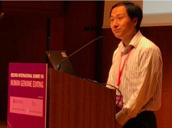 Tác giả Trung Quốc tiếp tục gây sốc với thông báo về đứa trẻ biến đổi gen thứ ba