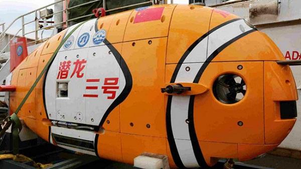 Trung Quốc sẽ xây căn cứ ngầm dùng AI ở Biển Đông