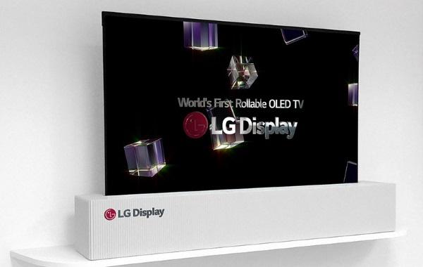 LG sẽ mang đến CES 2019 điện thoại màn hình gập, TV cuộn tròn, bộ xử lí tín hiệu Alpha 9 thế hệ 2