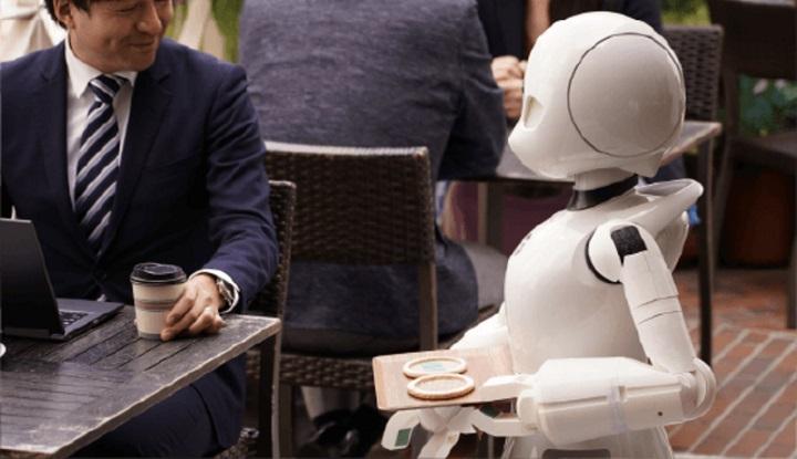 Độc đáo quán cafe tại Nhật với đội ngũ nhân viên robot do người bại liệt điều khiển