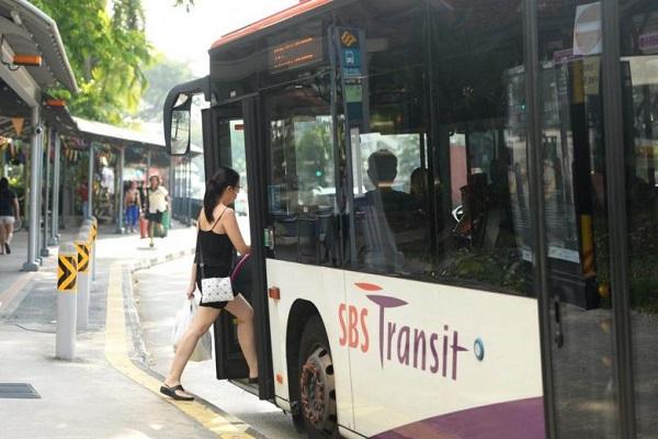 Singapore thử nghiệm dịch vụ xe buýt theo yêu cầu nhằm giảm bớt tắc nghẽn giao thông
