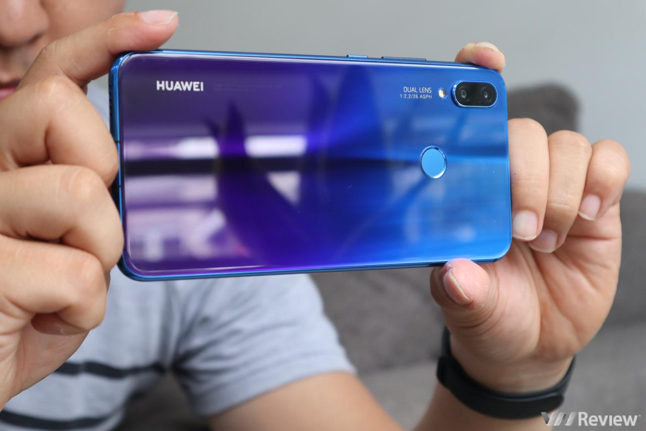 Đánh giá Huawei Nova 3i: tiếp tục ghi điểm về thiết kế