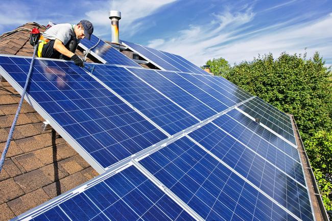 Nhà máy điện mặt trời đầu tiên được chính thức vận hành tại Gia Lai