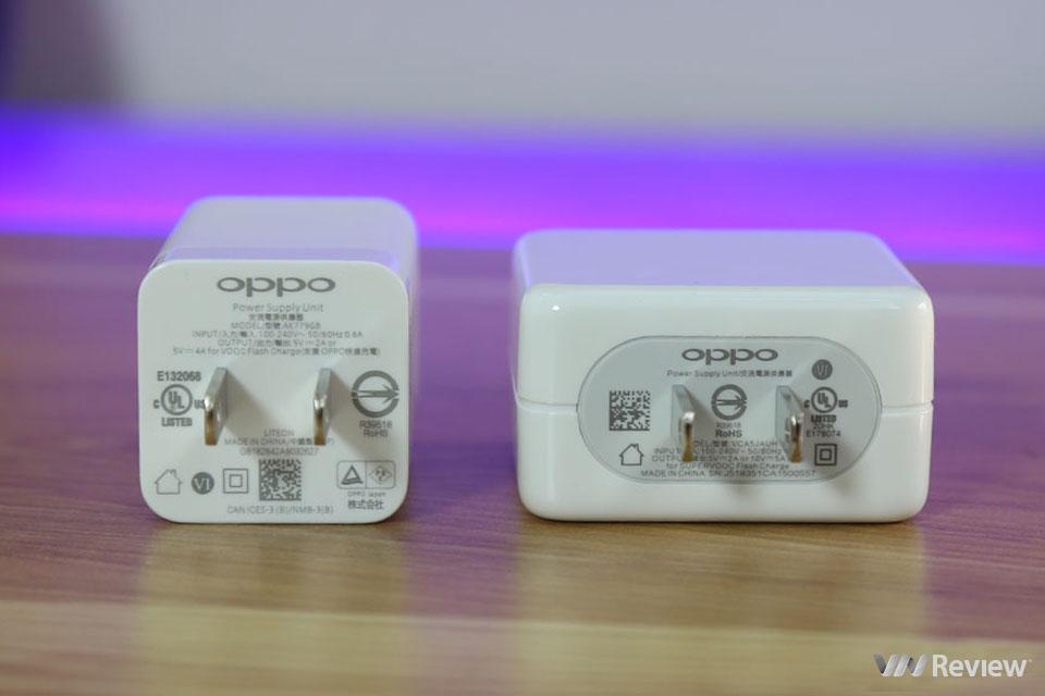 Dùng thử SuperVOOC trên Oppo R17 Pro: sạc nhanh đến mức nào, có nóng không?