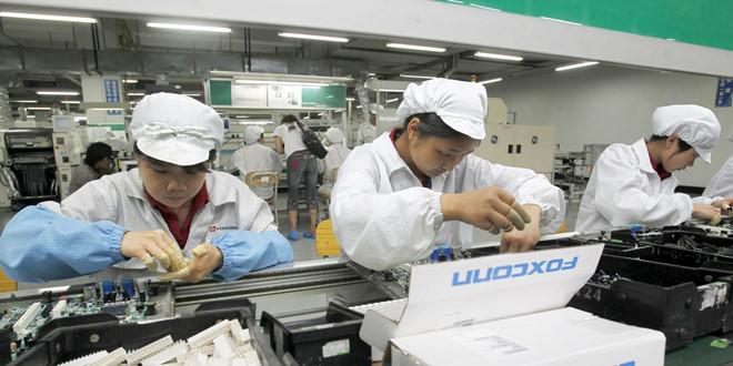 Foxconn xem xét mở nhà máy sản xuất iPhone tại Việt Nam?